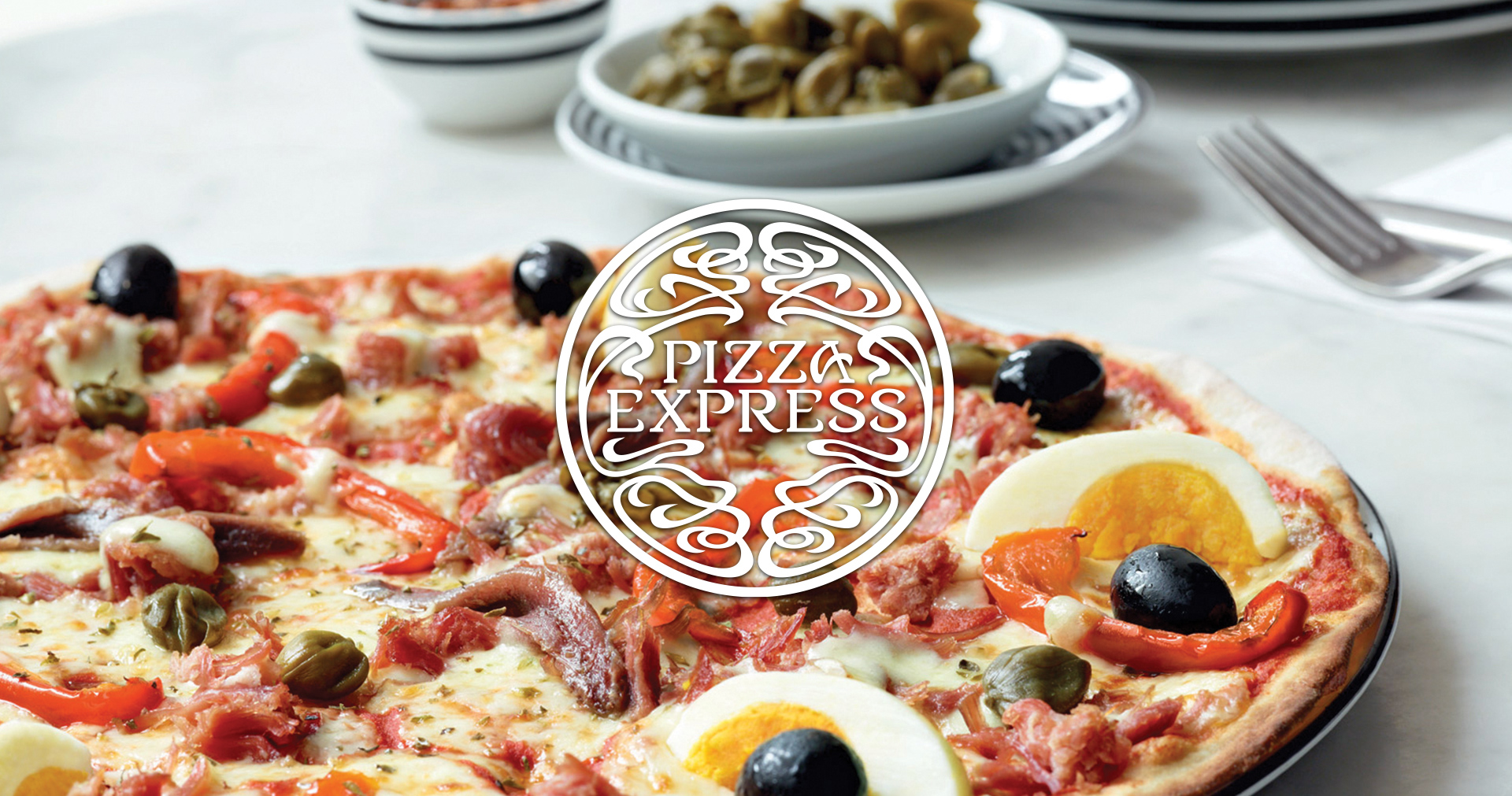 Pizza Express Brewery Square
