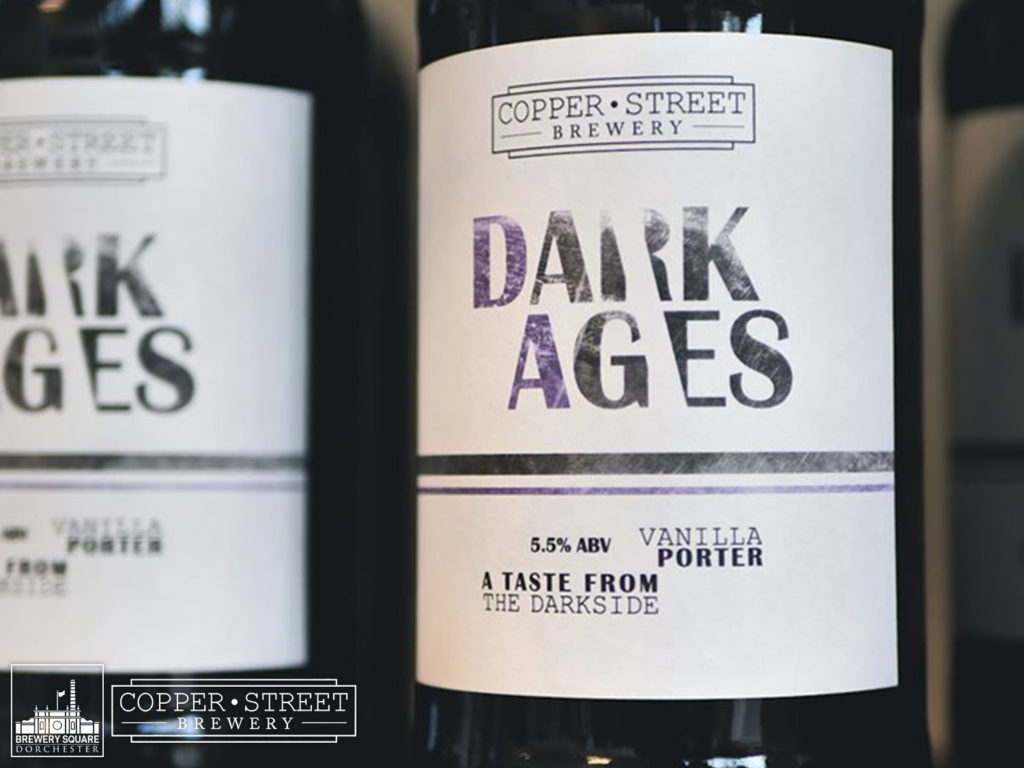 Dark Ages, Copper Street Brewery